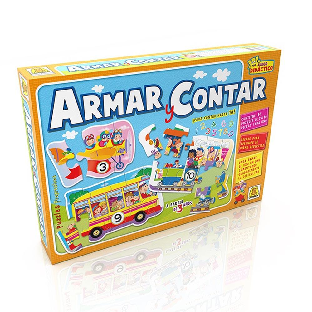ARMAR Y CONTAR