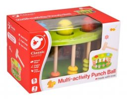 MULTI-ACTIVITY PUNCH BALL CLASSIC WORLD
