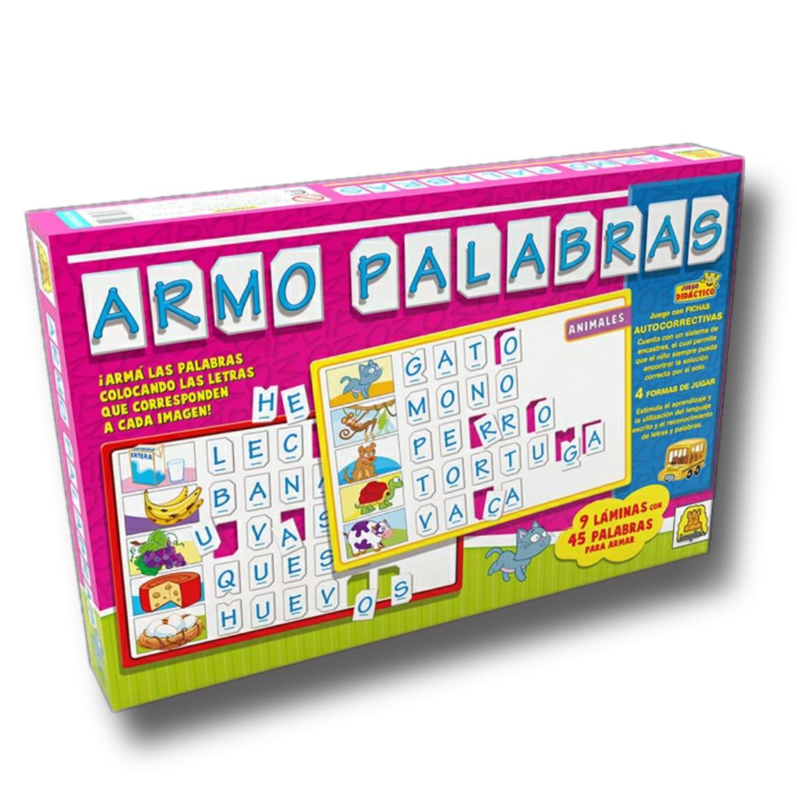 ARMO PALABRAS