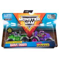 Monster Jam Pack 2 vehículos 1:64