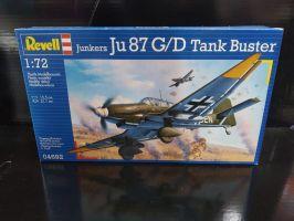 Ju 87 G/D Tank Buster