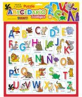 Puzzle Abecedario