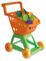 Carrito de Frutas y verduras