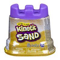 Kinetic Sand - Arena Moldeable. Envase Castillo
