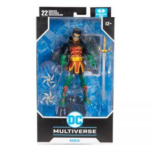 Damian Wayne Robin - DC - Figura 7″