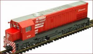 Locomotora G22 Ferrovias Frateschi H0