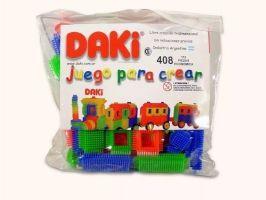 DAKI - ART. 408 - 112 PIEZAS