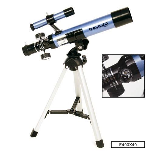 Telescopio  F400X40