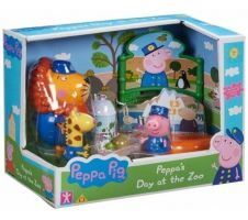 PEPPA PIG - DÍA DE ZOO
