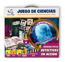 Juego de Ciencias Detectives