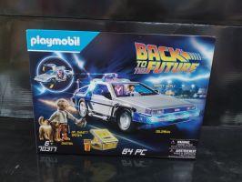 Playmobil - Delorean / Volver al Futuro PLB