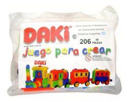 DAKI - ART. 206 - 58 PIEZAS