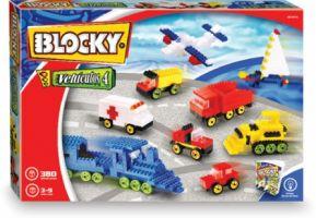 Blocky - Vehículos 380 Piezas