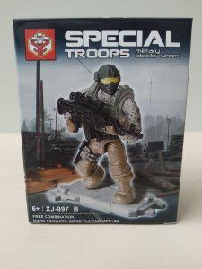 Tropas Especiales - Militares