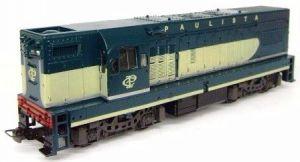 Locomotora G12 Cpef Frateschi H0