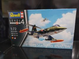Lockheed F-104 Starfighter RNAF/BAF