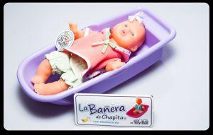 La Bañera de Chapita con mechoncito