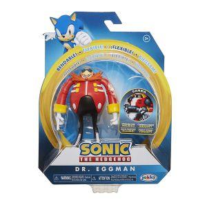 Figura Sonic Articulada 10cm - Dr. Eggman