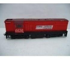Locomotora G12 Ferroexpreso Frateschi H0