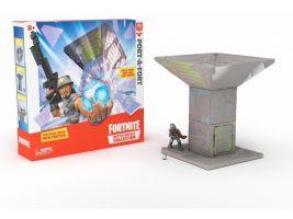 Fornite - Playset Fuerte + Figura