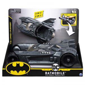Batman - Batimóvil 2 en 1