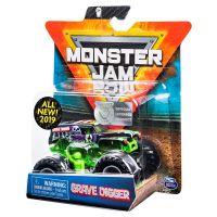 Monster Jam Vehículo con mini figura 1:64
