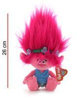 Trolls de Peluche Poppy Sentada 36cm