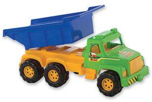 Camión grande a granel