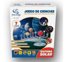 Juego de Ciencias Sistema Solar