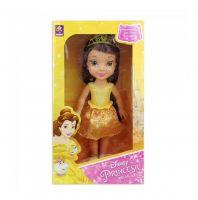 Disney Princesas - Muñeca Bella 30CM