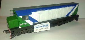 Locomotora G22 Metropolitano Frateschi H0
