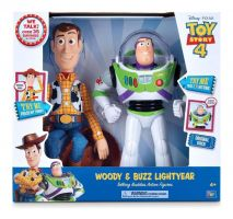 Toy Story - Buzz y Woody Interactivos