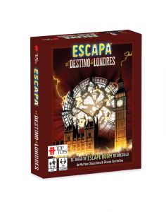 Escapa - El Destino de Londres