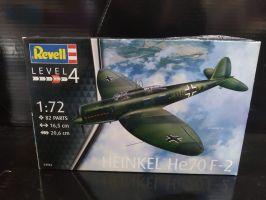 Heinkel He70 F-2