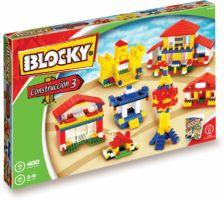 Blocky - Construcción 3 400 Piezas