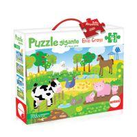 Puzzle 16p Granja