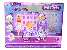 El Mundo de Paloma - Bicicleta con Luz