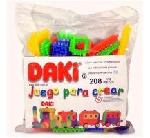 DAKI - ART. 208 - 112 PIEZAS
