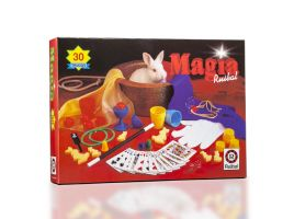 Magia Ruibal – 30 Trucos