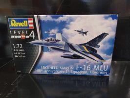 Lockheed Martin F-16 MLU