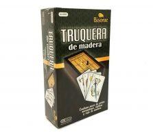 TRUQUERA DE MADERA