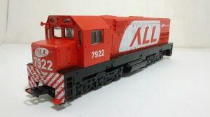 Locomotora G22 All H0 Frateschi