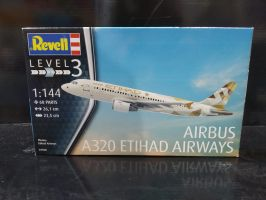 Airbus A320 Etihad Airways