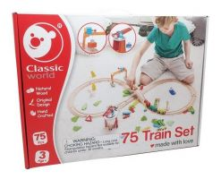 75 TRAIN SET - CLASSIC WORLD
