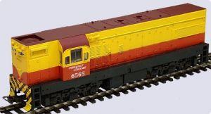 Locomotora G12 Ffaa Frateschi H0