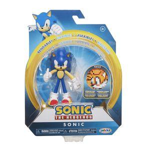 Figura Sonic Articulada 10cm - Sonic