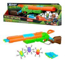 Escopeta Lanza Dardos 24 M Eliminator X-shot Bug Attack