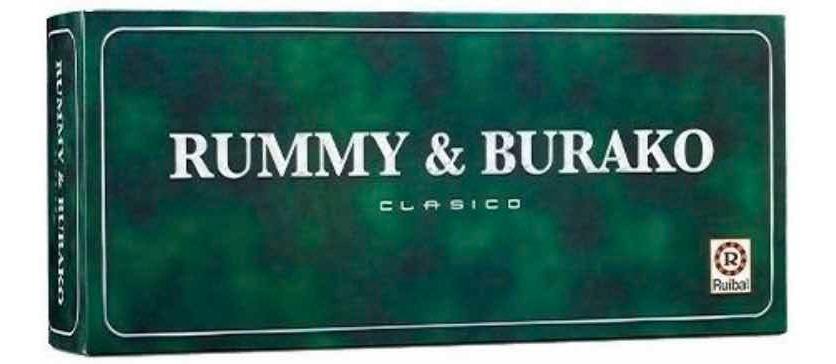 Rummy Burako Clásico