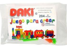 DAKI - ART. 204 - 48 PIEZAS