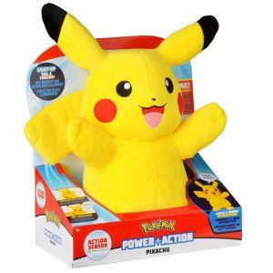 Pokémon - Peluche 25 cm con Luces y Sonido